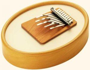 Sansula Massage mit Gesang und Klang