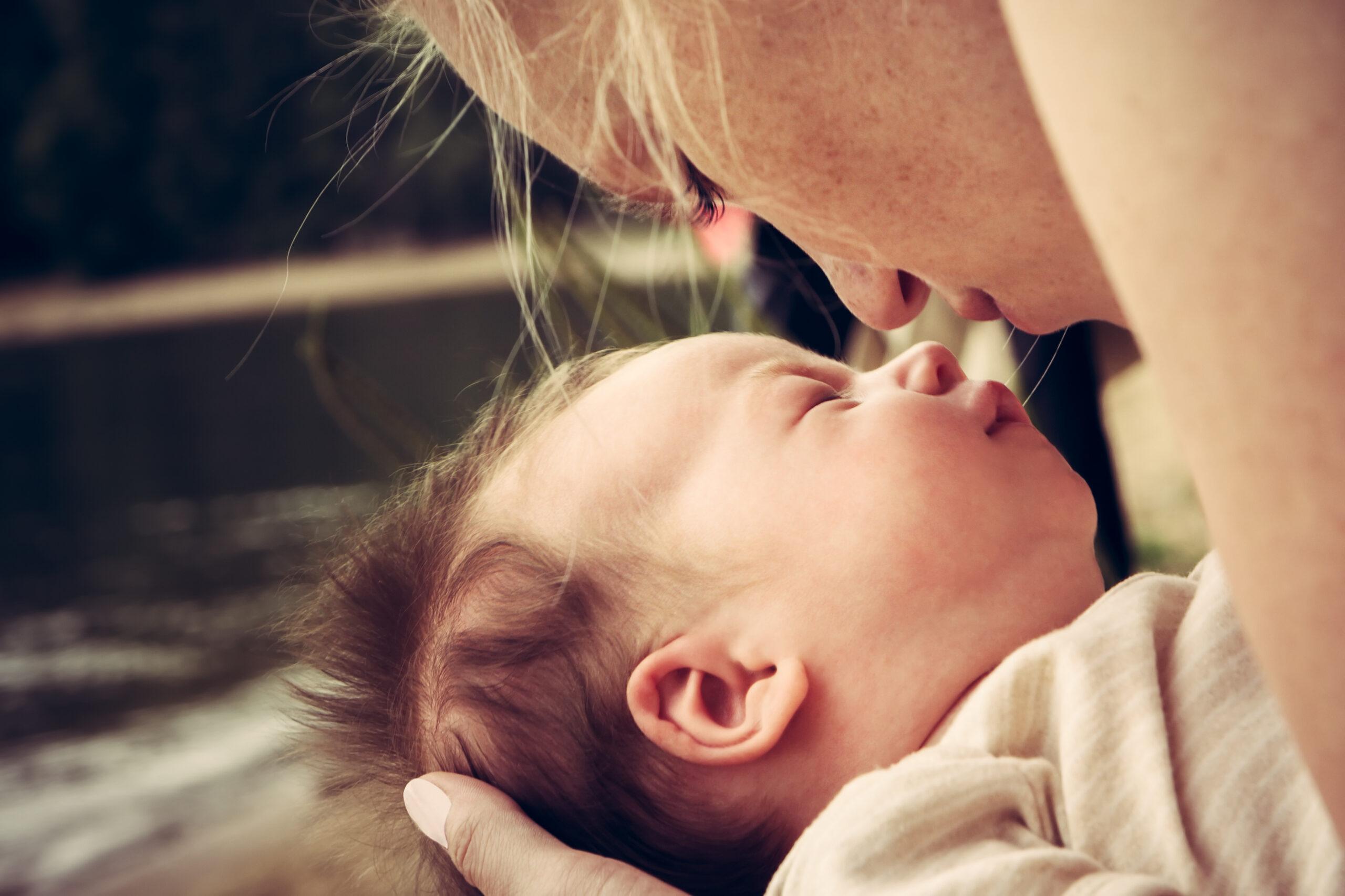 Baby / Mama innig